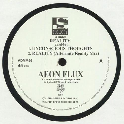 Download Aeon Flux - The Aeon Flux EP mp3