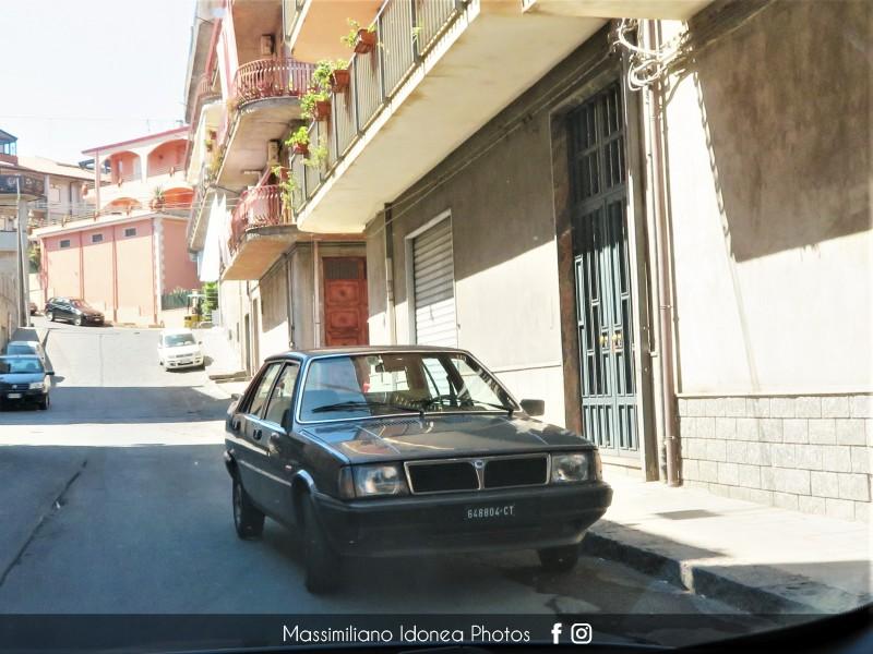 avvistamenti auto storiche - Pagina 30 Lancia-Prisma-1-3-78cv-84-CT648804