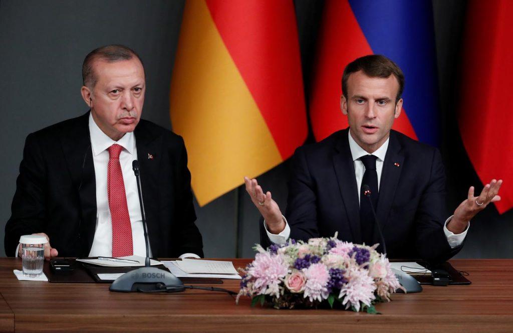 'BEZOBRAZLUK NIJE METODA': Francuska osudila Erdoganovu izjavu o Macronu, ambasador pozvan na konsultacije!