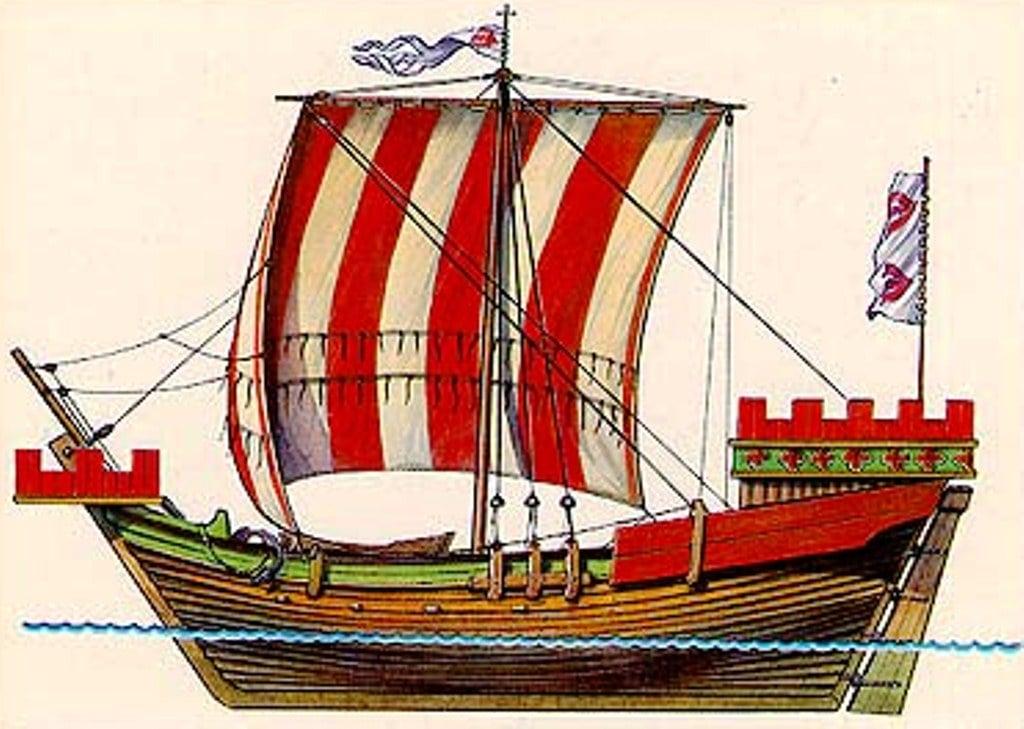 В поисках «золотого корабля»