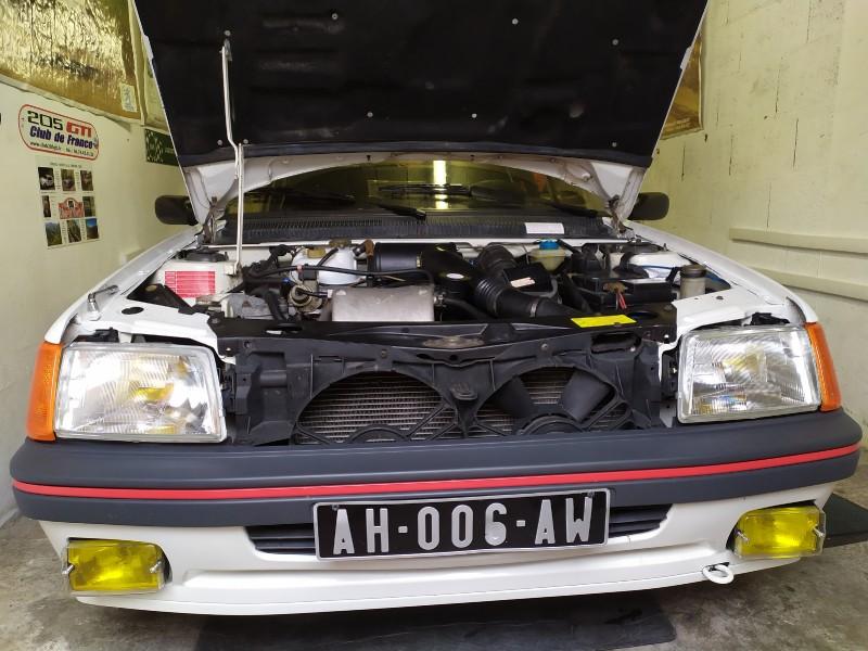 [85] 205 GTI 1L6 - 105cv - AM84 - Blanc Meije - Page 13 IMG-20190814-185350