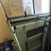 Door cleaning - nearside interior