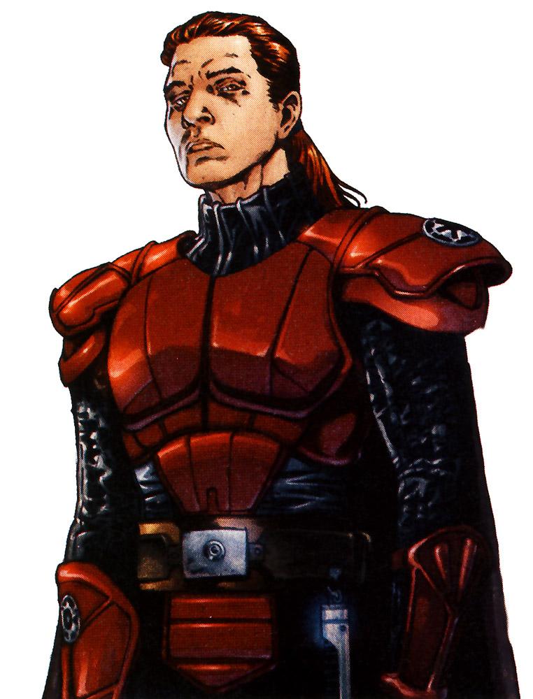 Lord Nick Cousland Avatar