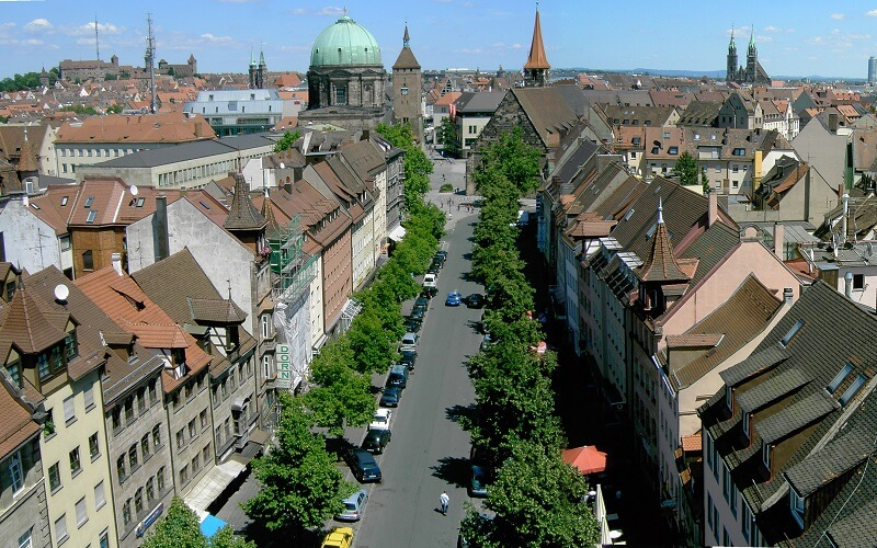 Nürnberg city photo