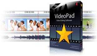 VideoPad Video Editor Pro 8.84 [32/64][Un editor de vídeo al alcance de todos]