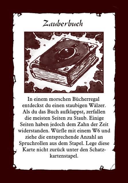 Schatz-Zauberbuch