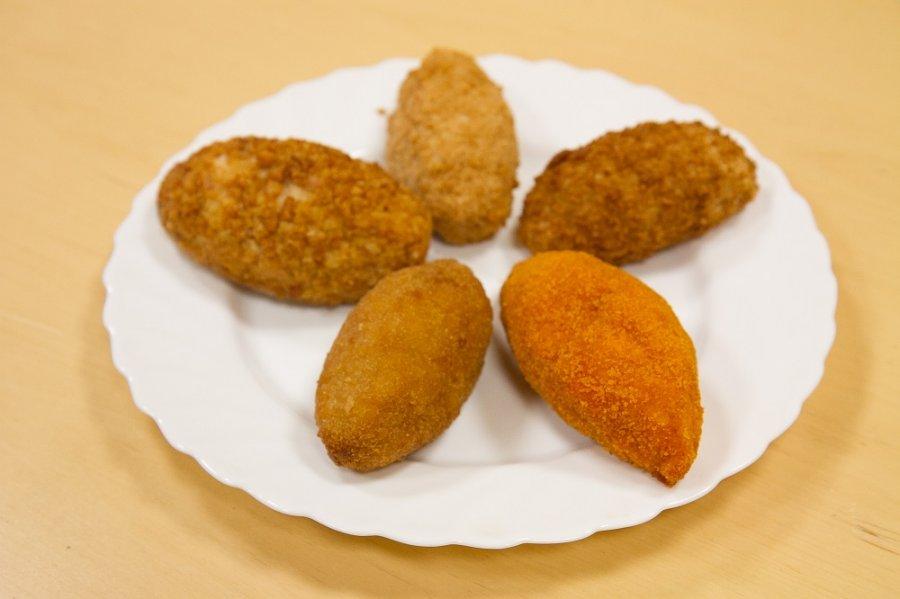 Рецепт котлеты по-киевски на 6 порций
