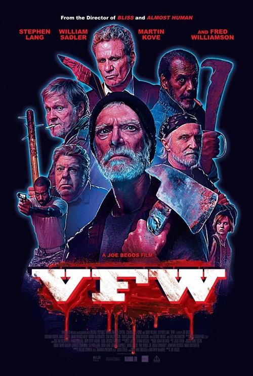 VFW | 2020 | m720p - m1080p | BluRay | Türkçe Altyazılı | Tek Link