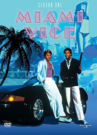 Policjanci z Miami / Miami Vice (1984-1990) {sezon 5} PL.DVDRip.XviD-TVM4iN / Lektor PL
