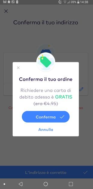 MONESE App gratuita regala fino a 25 Euro in denaro + altrettanti € SENZA LIMITI x inviti! Carta-Ordine-Monese-2