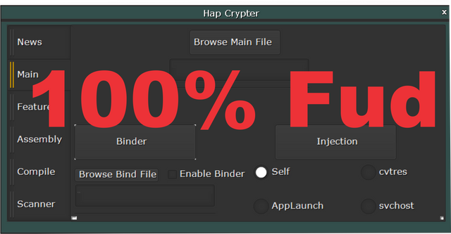 Hap Crypter Cracked