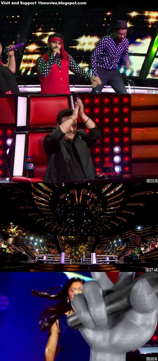 The Voice 09 March 2019 HDTV 480p 250MB Reality Show