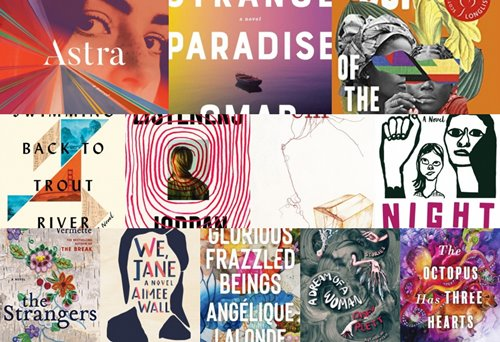 The Scotiabank Giller Prize 2021 Longlist