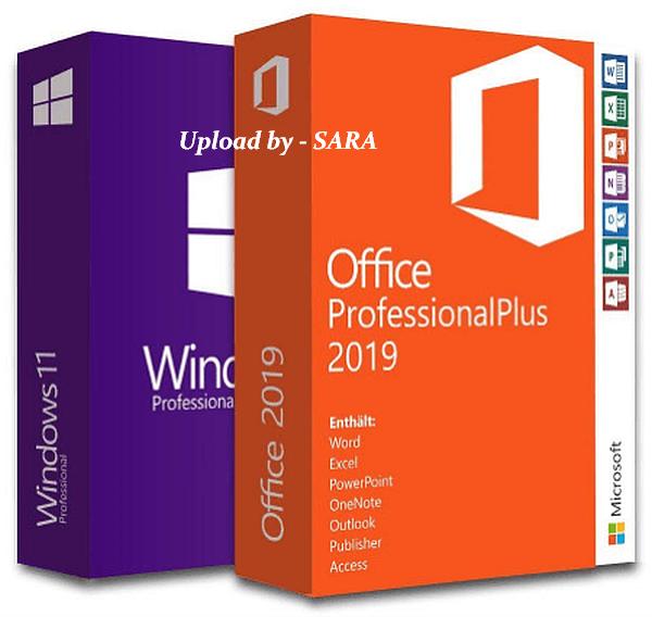 Windows 11 Pro Build 22000.65 - Office 2019 Pro Plus ( x64 )( Multi ) Aktywowany / Lipiec 2021