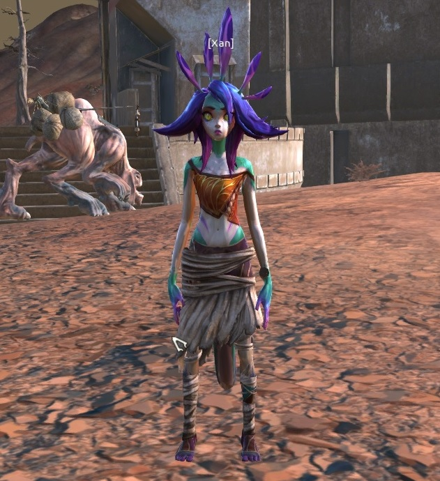 Neeko for Kenshi / Neeko для Kenshi (RU)