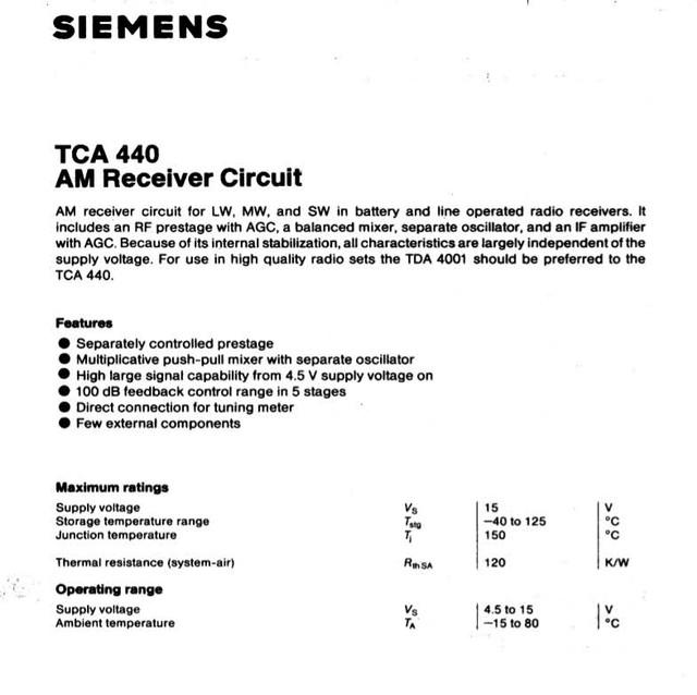TCA-440