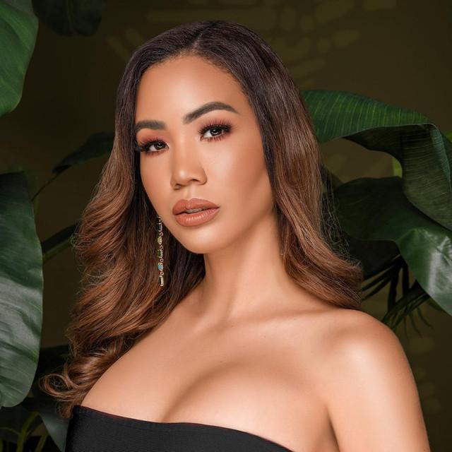 candidatas a miss earth dominican republic 2021. final: 31 de agosto. 7