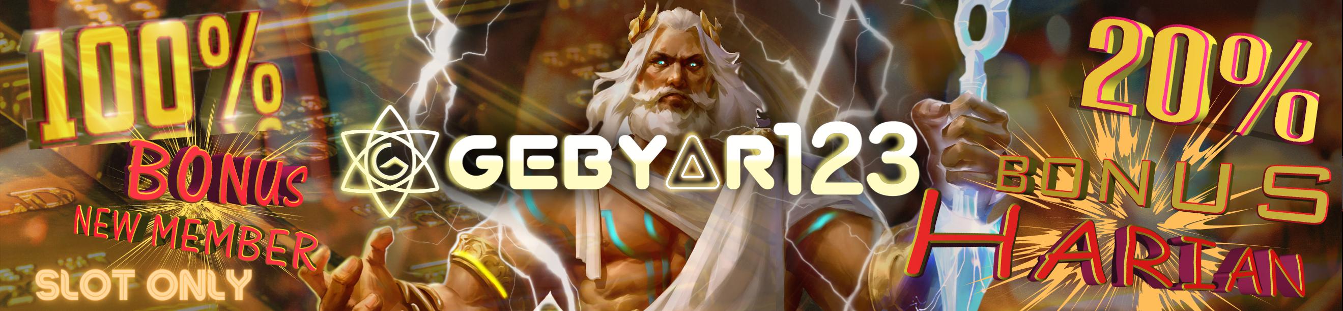 GEBYAR123   Promo New Member