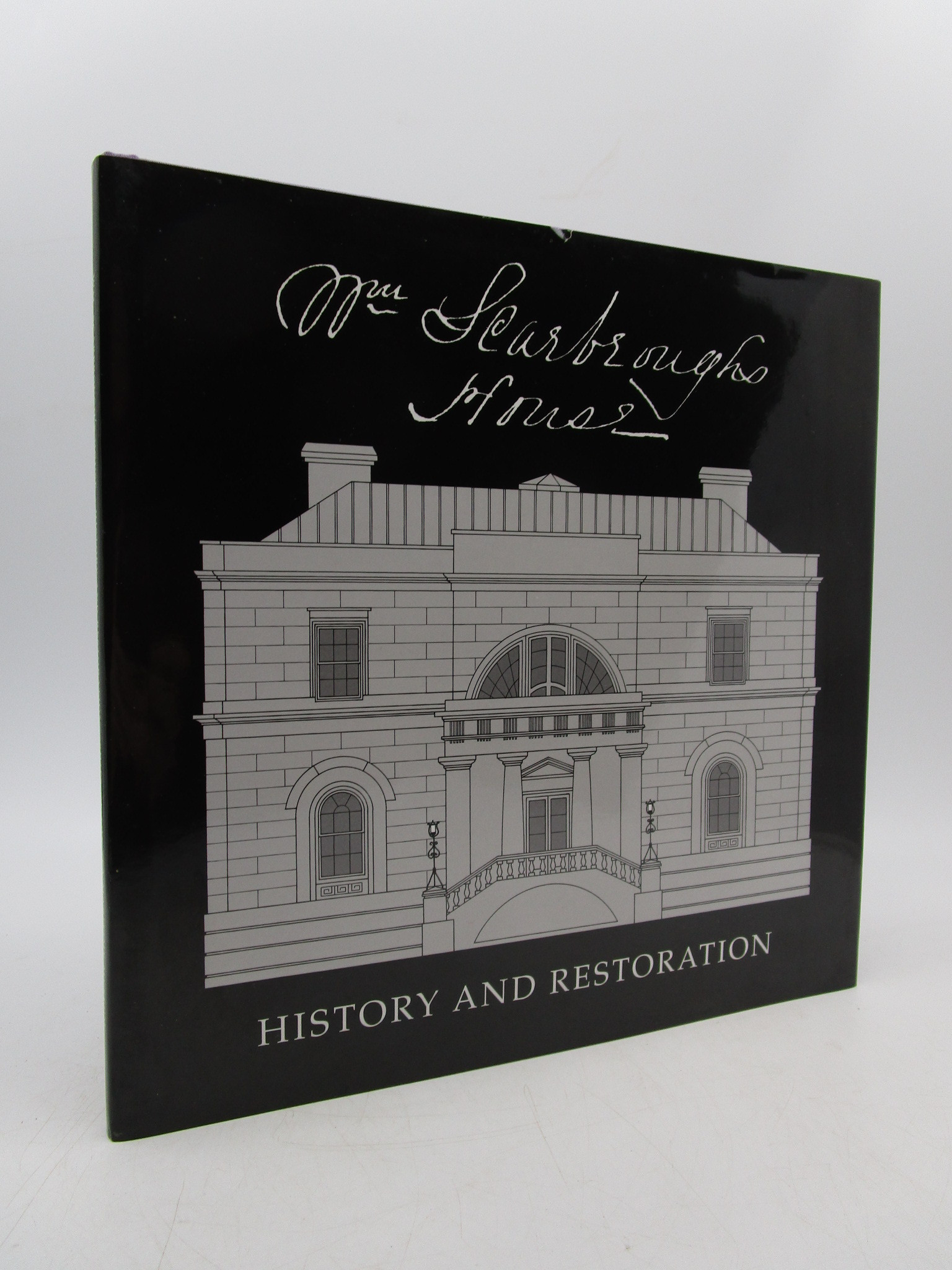Image for Wm. Scarborough's House: History and Restoration