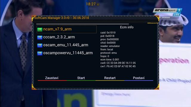 Oscam - Page 26 - Plugins / addons i skinovi - Satelitski