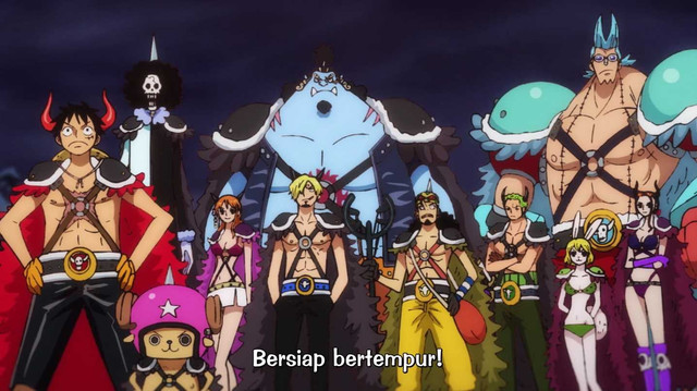 Download One Piece Episode 983 Subtitle Indonesia