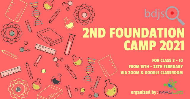 2nd Foundation Camp