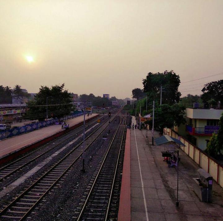 Railway Raiganj