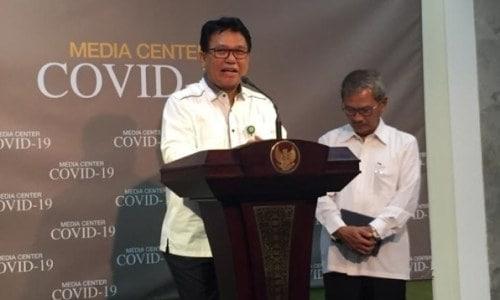 Breaking News: Dua Orang Lagi Positif Corona di Indonesia