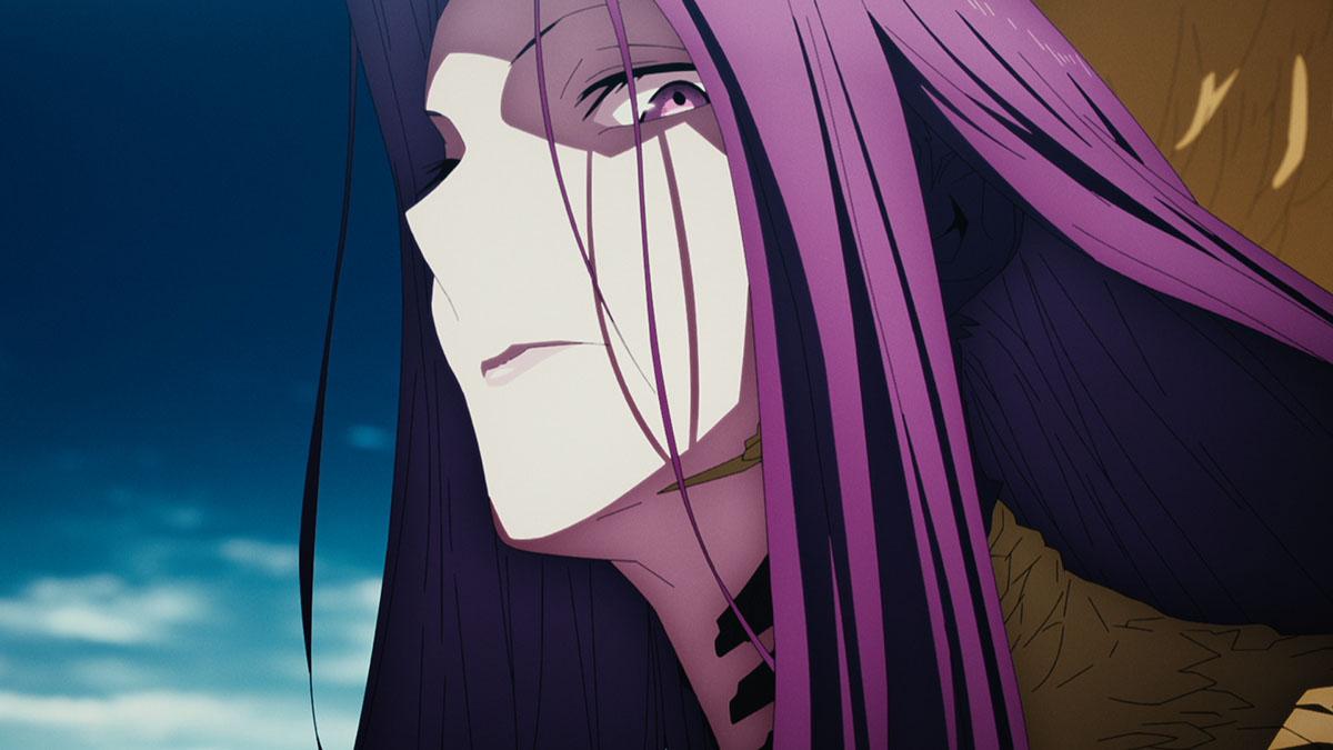 Fate Grand Order Zettai Majuu Sensen Babylonia Episode 8 Subtitle Indonesia
