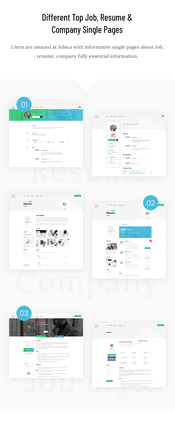 TopCareer - Job Board WordPress Theme - 4