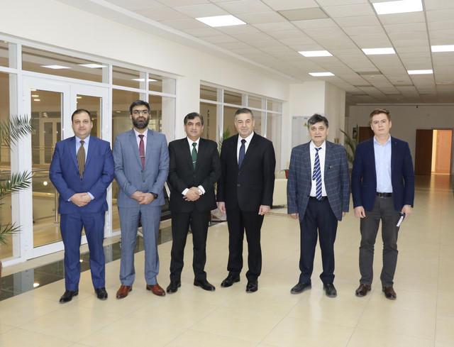Representatives of the Embassy of Pakistan  visited Urgench branch of Tashkent Medical Academy