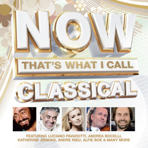Compilations incluant des chansons de Libera Now-That-s-What-I-Call-Classical-300