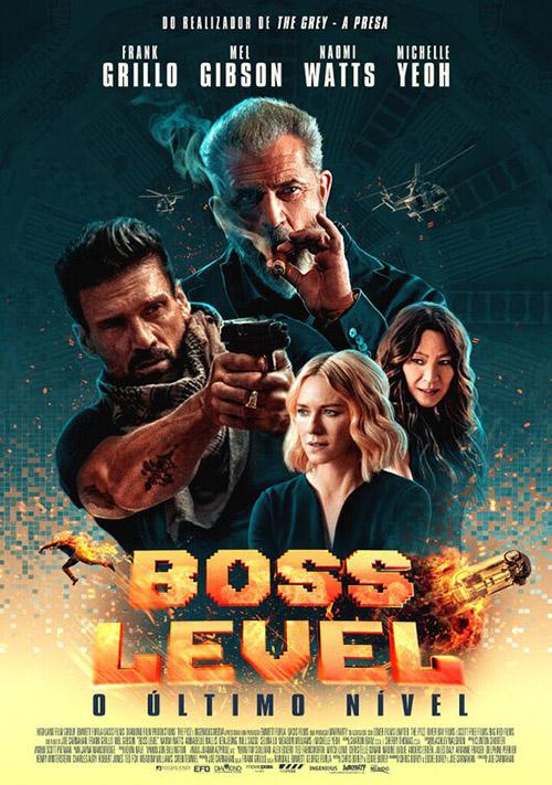 Boss Level | 2021 | m720p - m1080p | WEB-DL | Türkçe Altyazılı | Tek Link