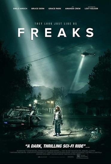 Odmieńcy / Freaks (2018)