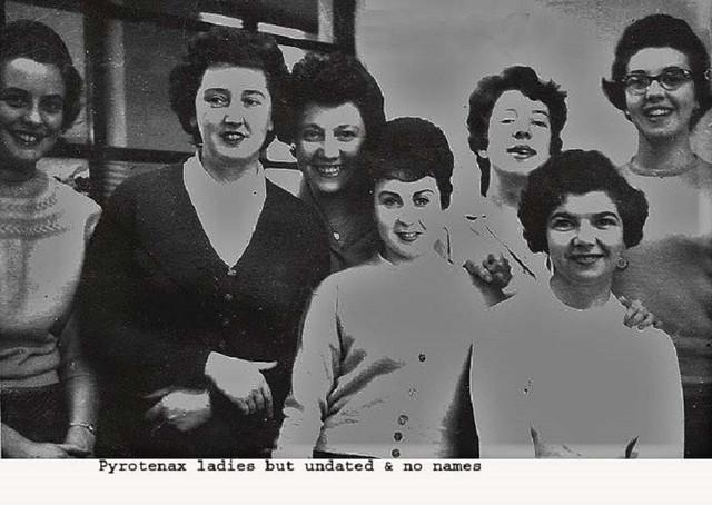 Pyro-Ladies