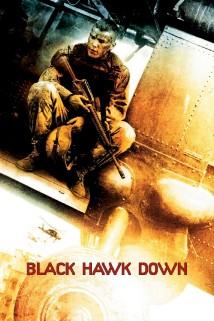 შავი ქორის დესანტი Black Hawk Down