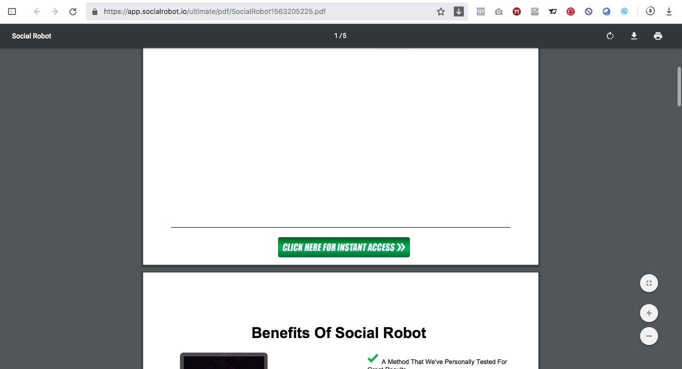 SocialRobot