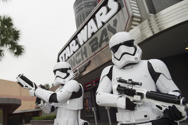 Stormtroopers at Walt Disney World