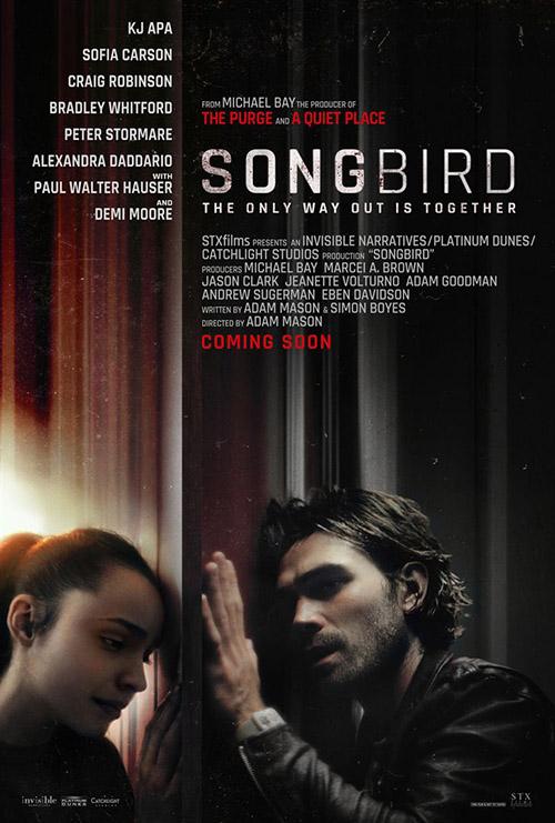 Songbird | 2020 | m720p - m1080p | WEB-DL | Türkçe Altyazılı | Tek Link