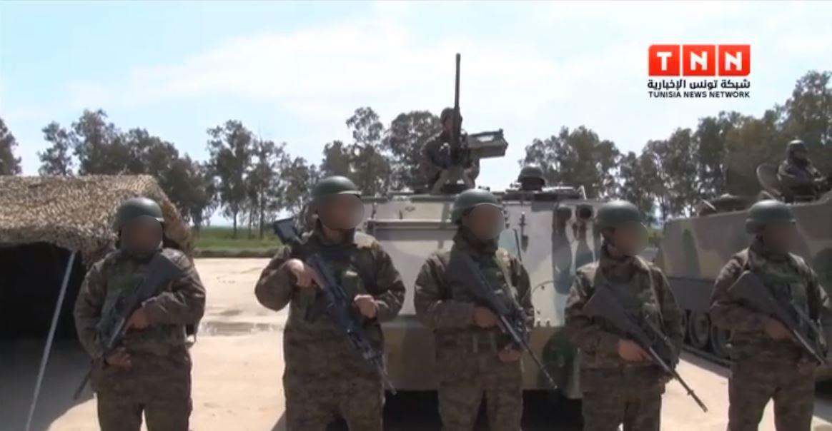 Armée Tunisienne / Tunisian Armed Forces / القوات المسلحة التونسية - Page 16 111