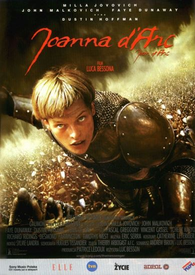 Joanna d'Arc / Joan of Arc (1999) PL.BRRip.XviD-GR4PE | Lektor PL