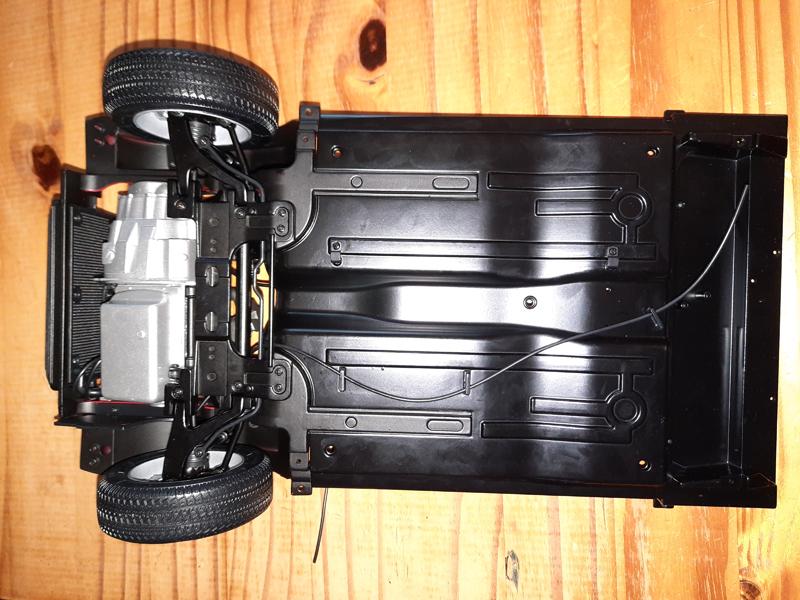 Maquette 205 GTI 1/8 Maquette-9-24