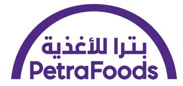شركة بترا للاغذية