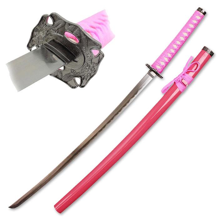 Atamichi Yuudeshi [2-5] Pink-power-katana-2965433
