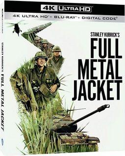 Full Metal Jacket (1987) FullHD 1080p UHDrip HDR10 HEVC AC3 ITA + DTS ENG