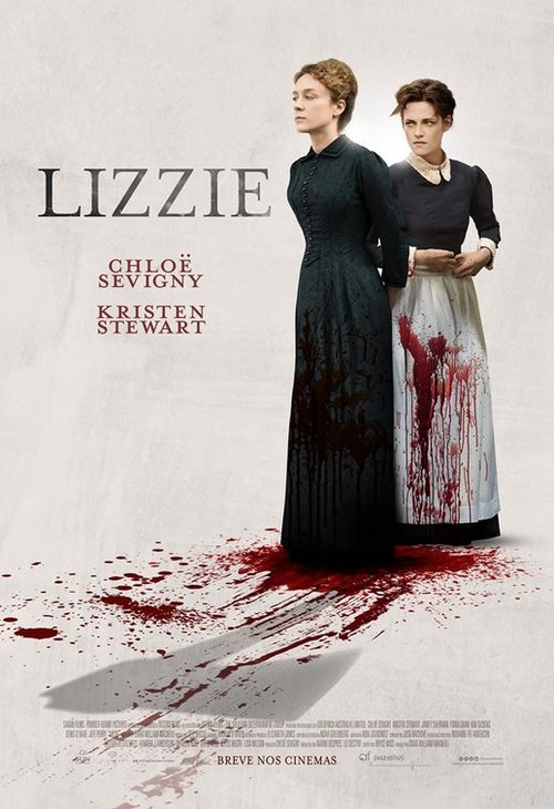 Lizzie (2018) BRRip XviD x264 AC3 480p 350MB ESub
