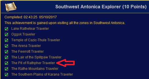 What zones have you never been to? | EverQuest Forums