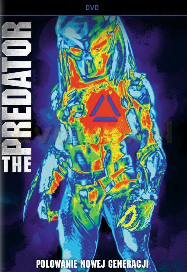 Predator / The Predator (2018) PLDUB.AC3.DVDRip.XviD-GR4PE | Dubbing PL