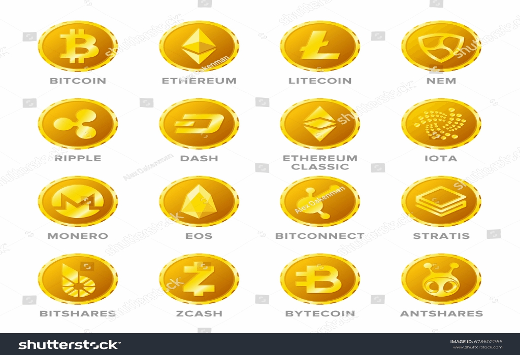 Official Coins Cryptocurrency