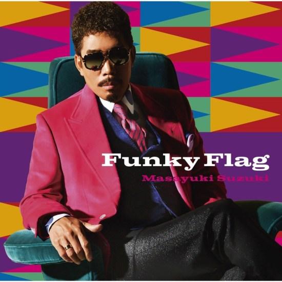 [Album] Masayuki Suzuki – Funky Flag